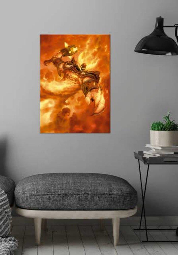 Ragnaros the Firelord  |  Hearthstone