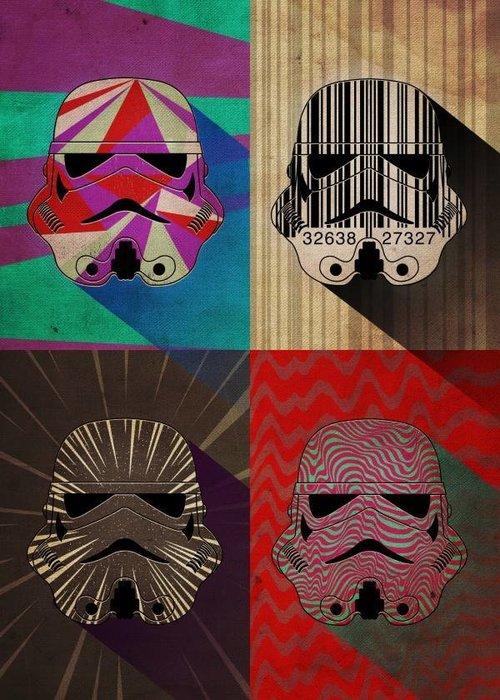 Star Wars Wave Squad  |  Pop Art Troopers