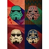 Star Wars Polygon Squad  |  Pop Art Troopers