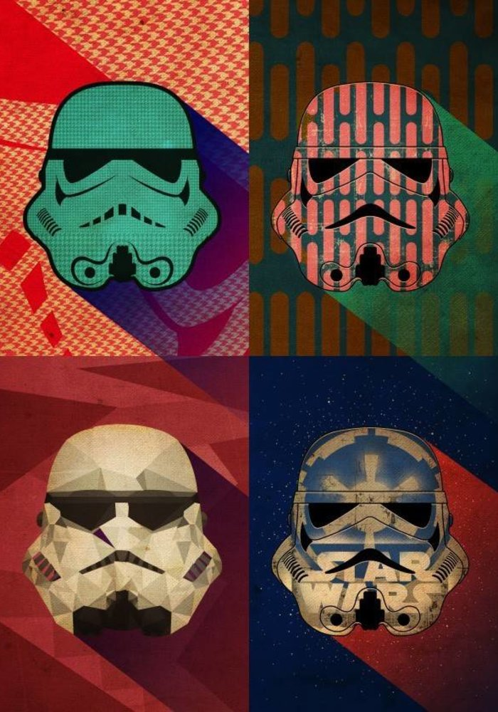 Polygon Squad  |  Pop Art Troopers