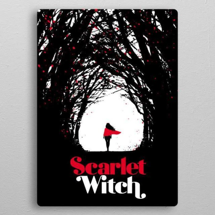 Scarlet Witch Covers