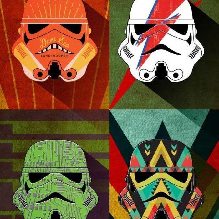 Pop Art Troopers