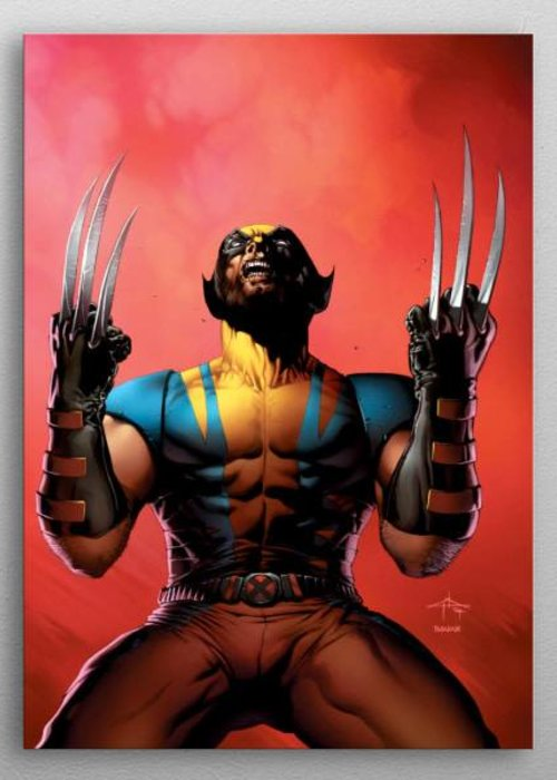 Marvel Wolverine  | Legacy of the Atom Red Edition