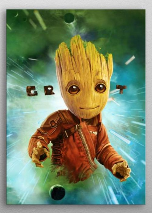 Marvel Baby Groot in Space  | Guardians of the Galaxy