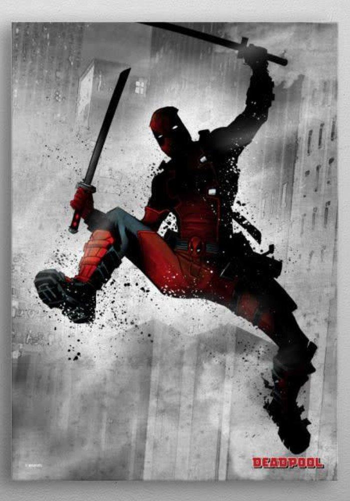 Deadpool  |  Marvel Dark Edition