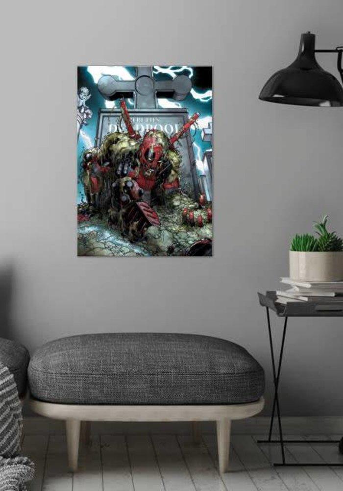 Deadpool rising  | Deadpool Covers
