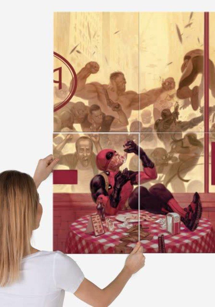 Pizza Break  | Deadpool Gritty