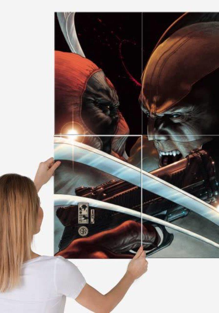 Snikt vs Blam  | Deadpool Gritty