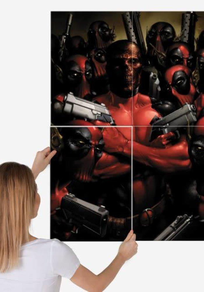 You Came To The Wrong Neighborhood  |  Deadpool Gritty