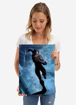Displate Ant-Man - Marvel Dark Edition - Displate