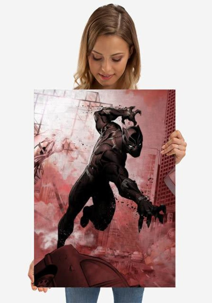 Black Panther  |  Marvel Dark Edition
