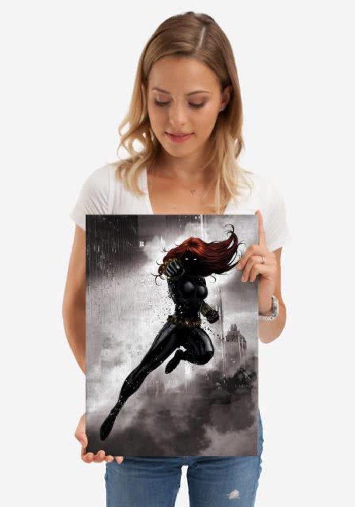 Black Widow  |  Marvel Dark Edition
