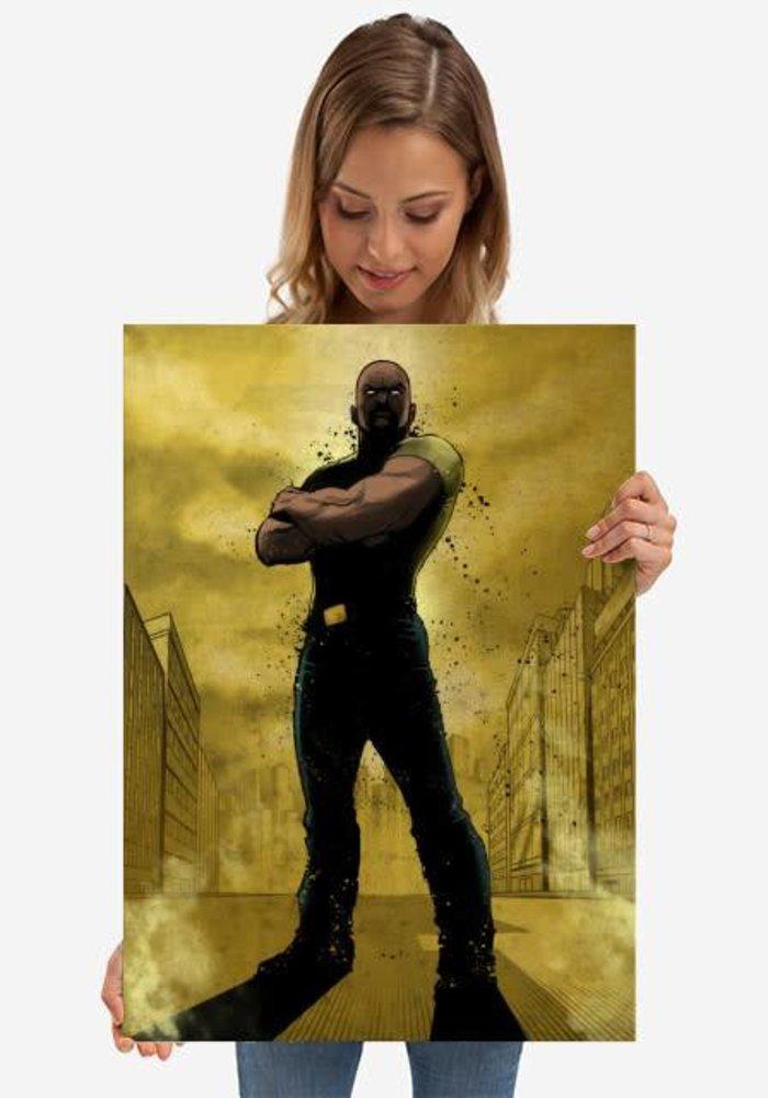 Luke Cage  |  Marvel Dark Edition
