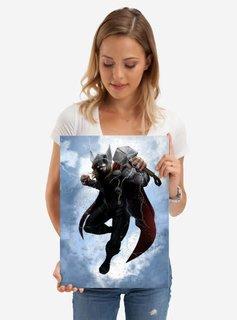 Displate Thor - Marvel Dark Edition - Displate