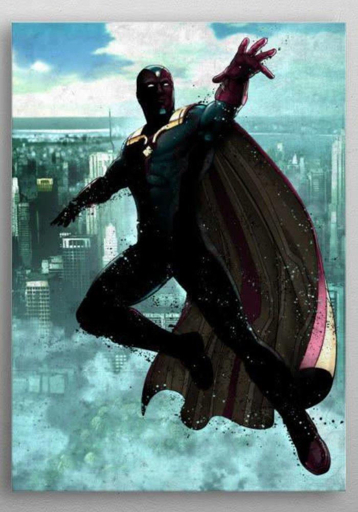 Vision  |  Marvel Dark Edition