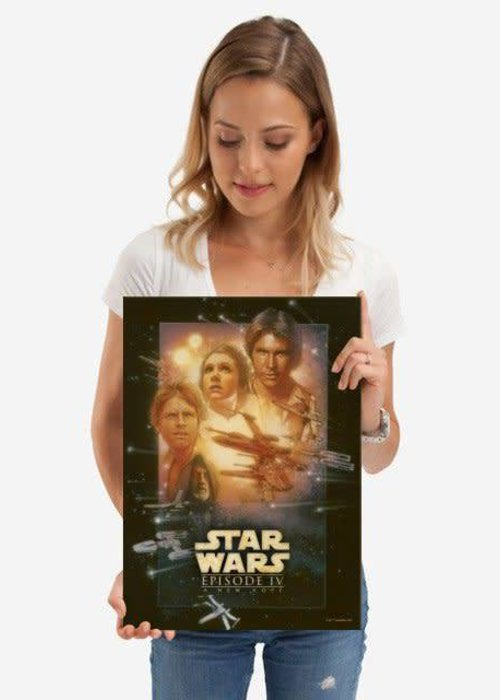 Star Wars A new Hope  |  Star Wars Movie Posters