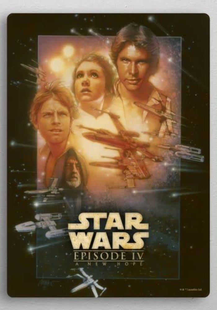 A new Hope  |  Star Wars Movie Posters