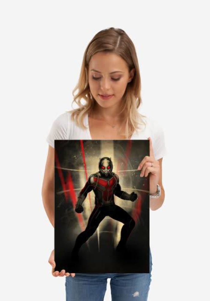 Ant-Man |  Civil War Powers