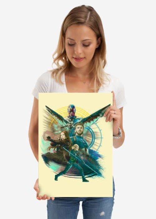 Marvel Assembled  |  Avengers Infinity War I