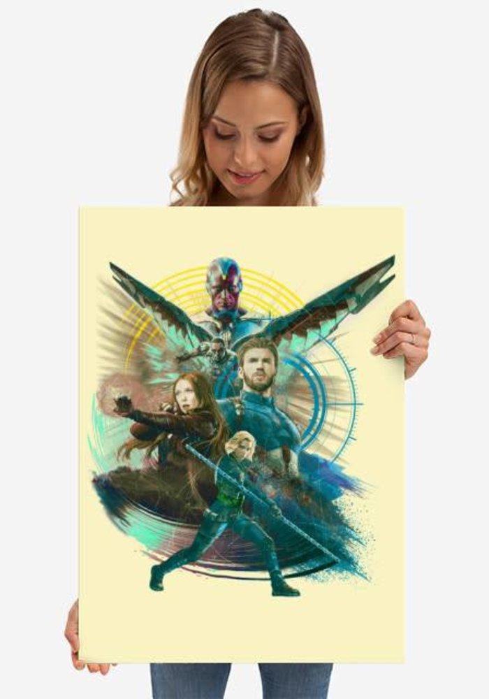 Assembled  |  Avengers Infinity War I