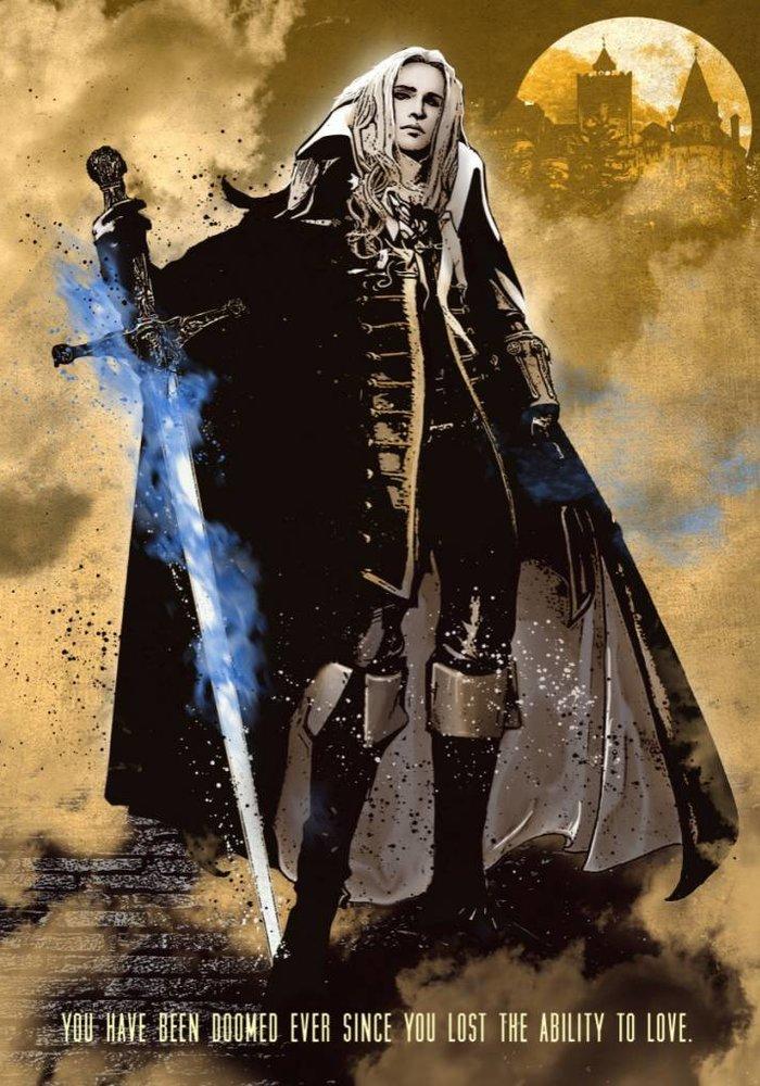 Alucard  |  Gaming Characters