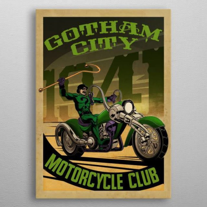Gotham City Motor Club