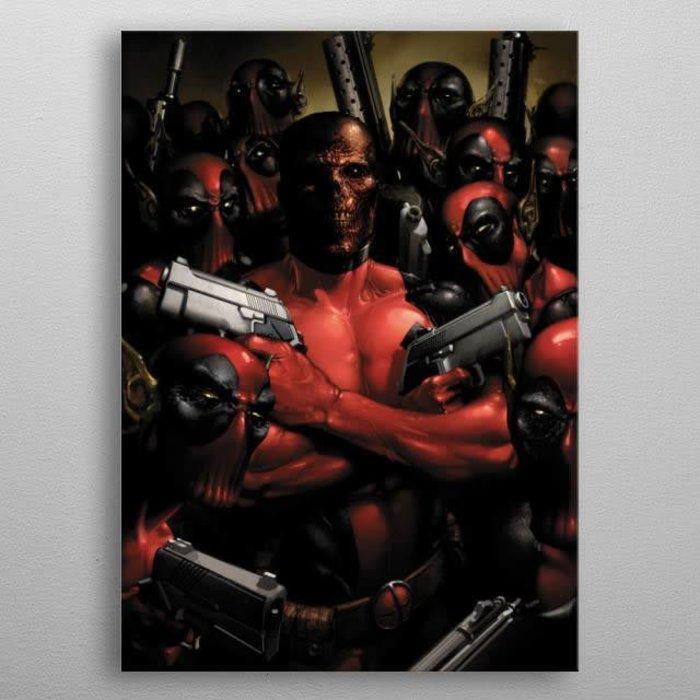 Deadpool Gritty