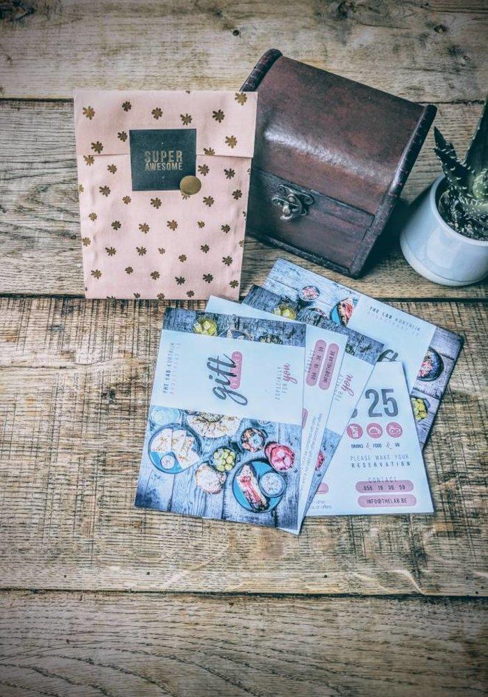 Gift voucher Social Club
