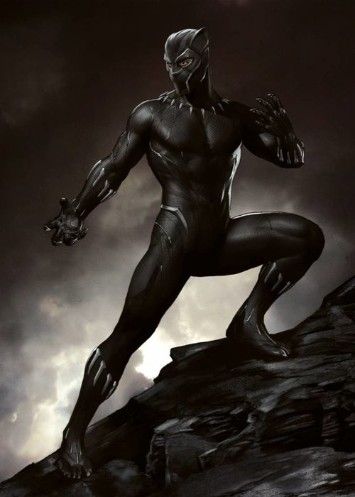 Marvel Black Panther  | Black Panther
