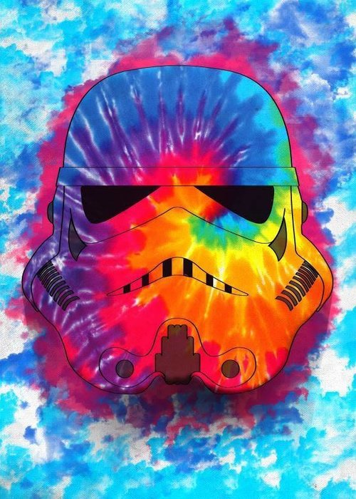 Star Wars Hippie  | Masked Troopers