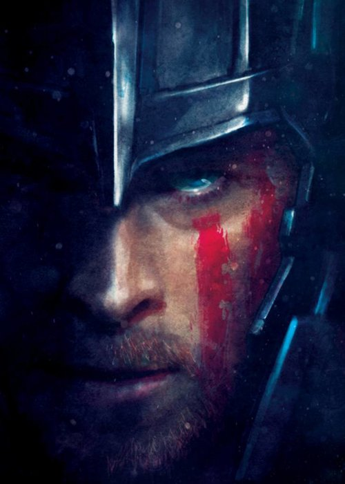 Marvel Thor  | Thor Ragnarok Godly Visage