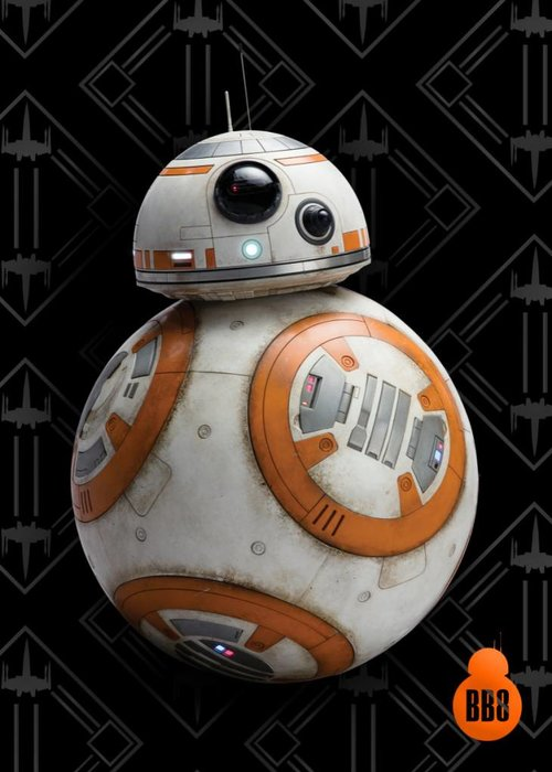 Star Wars BB-8 Robot | BB8 Astromech Droid