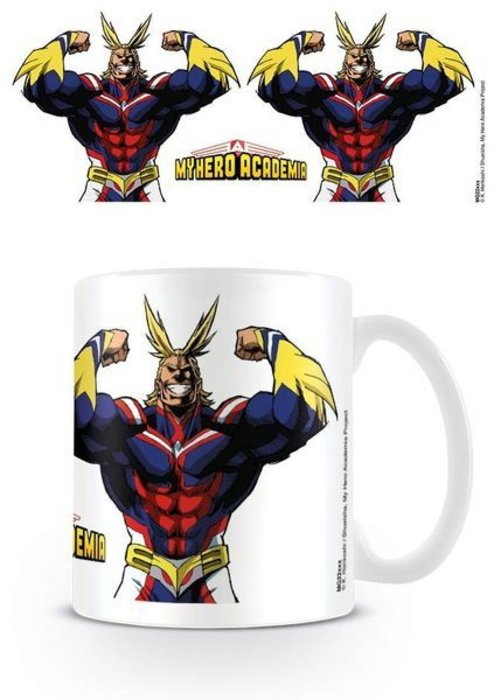 Anime My Hero Academia All Might Flex | Tasse a cafe