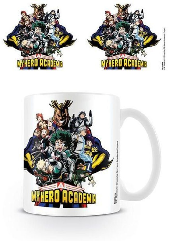My Hero Academia Character Burst | Mug