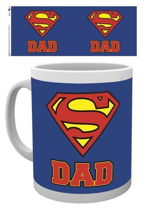DC Comics Superman Superdad | Mok
