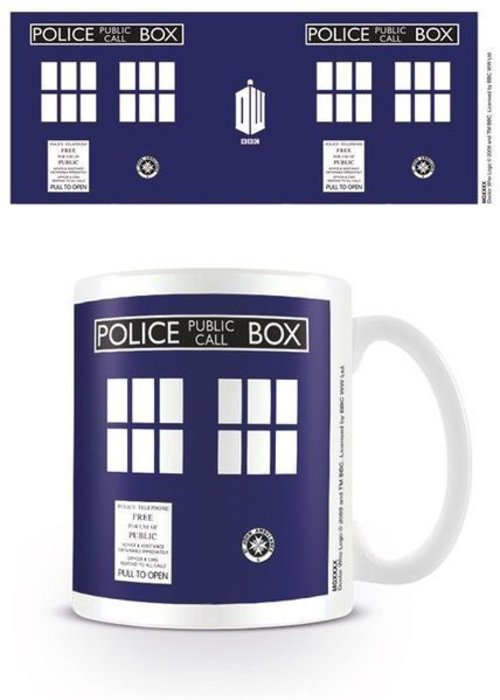 Doctor Who Doctor Who Tardis | Tasse a cafe