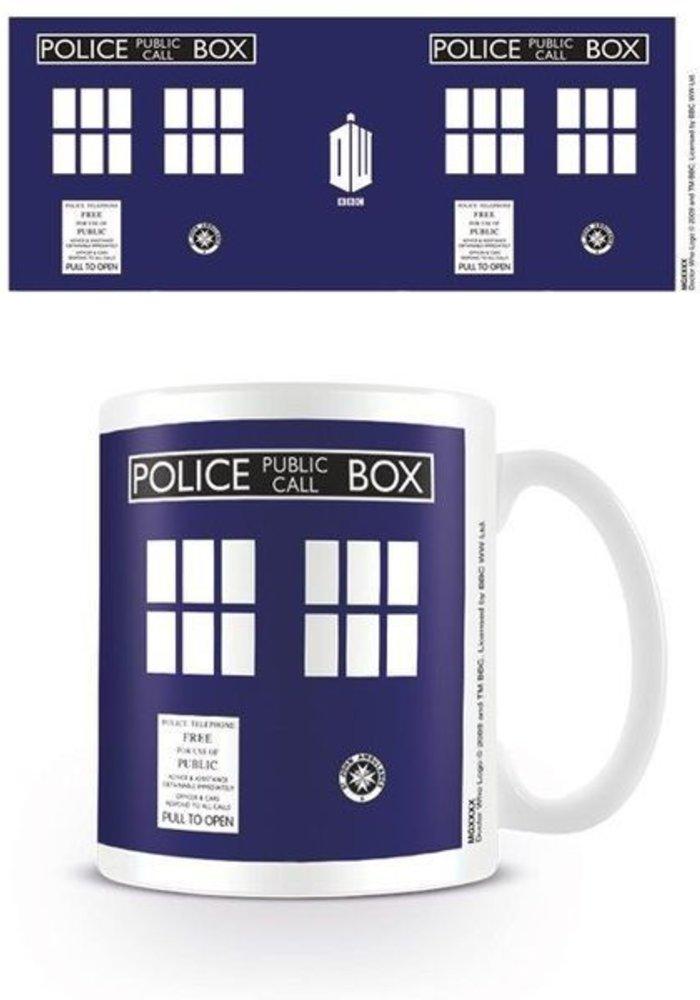 Doctor Who Tardis | Mug
