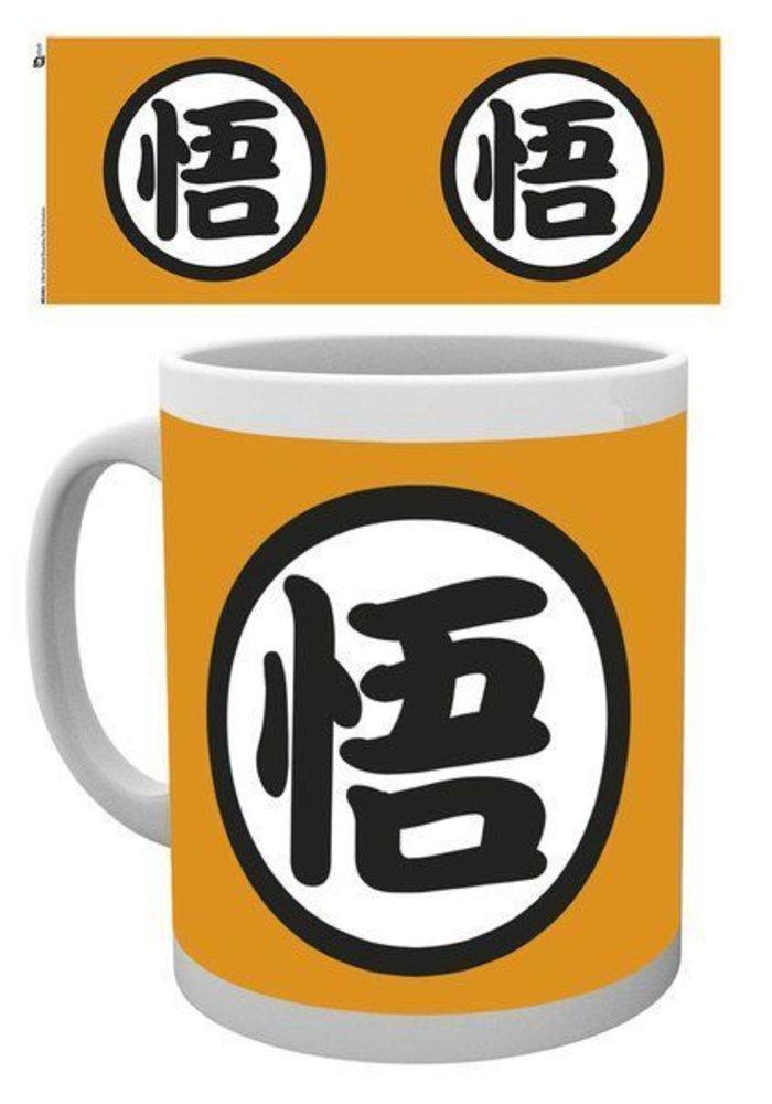 Dragon Ball Z Gokus Kanji | Mug