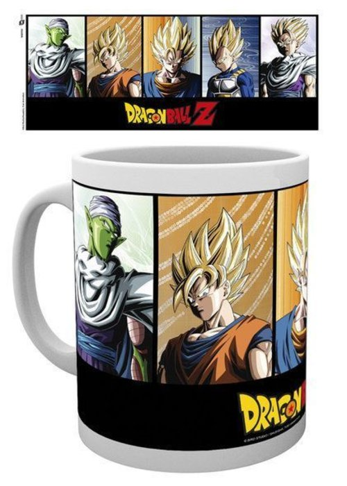 Dragon Ball Z Dragon Ball Z Moody | Tasse a cafe