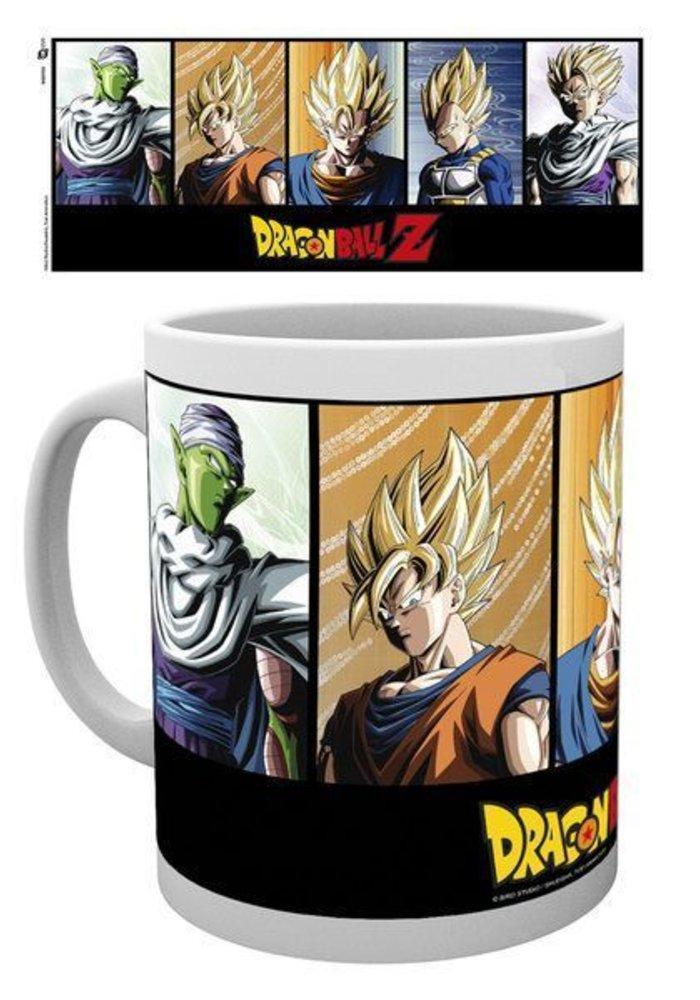 Dragon Ball Z Moody | Mug