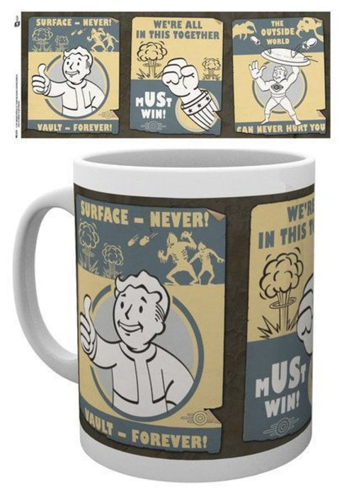 Fallout Fallout 4 Vault | Tasse a cafe