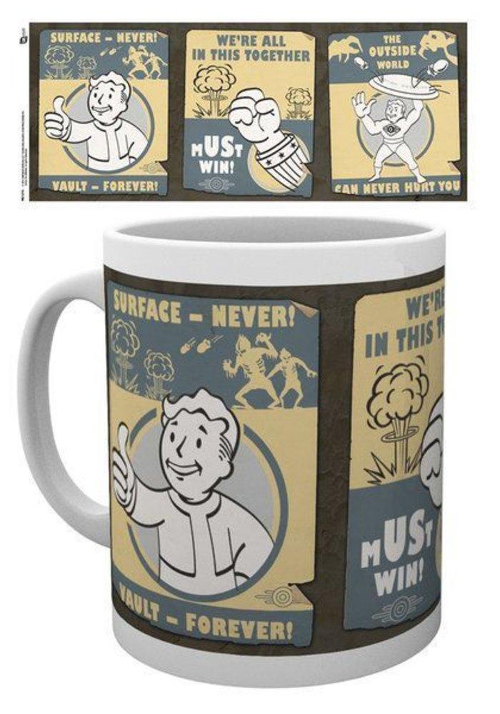 Fallout 4 Vault | Mug