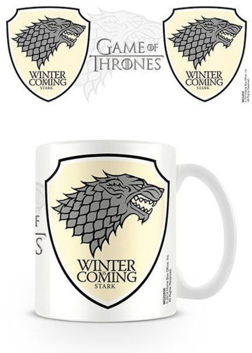 Game of Thrones Game Of Thrones Stark | Tasse a cafe