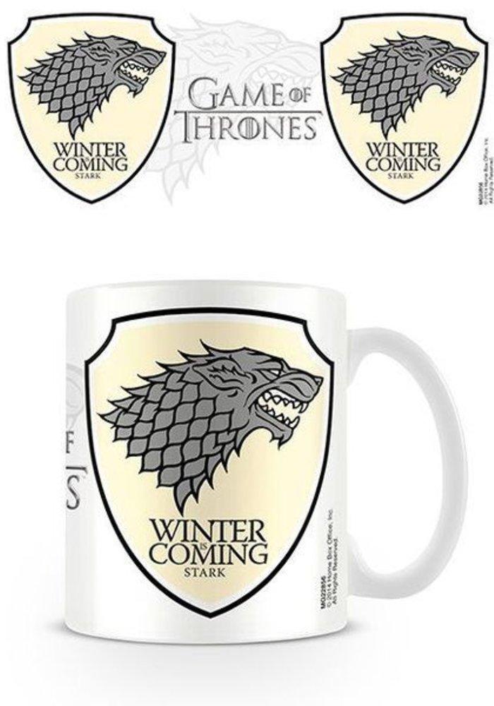 Game Of Thrones Stark | Mug