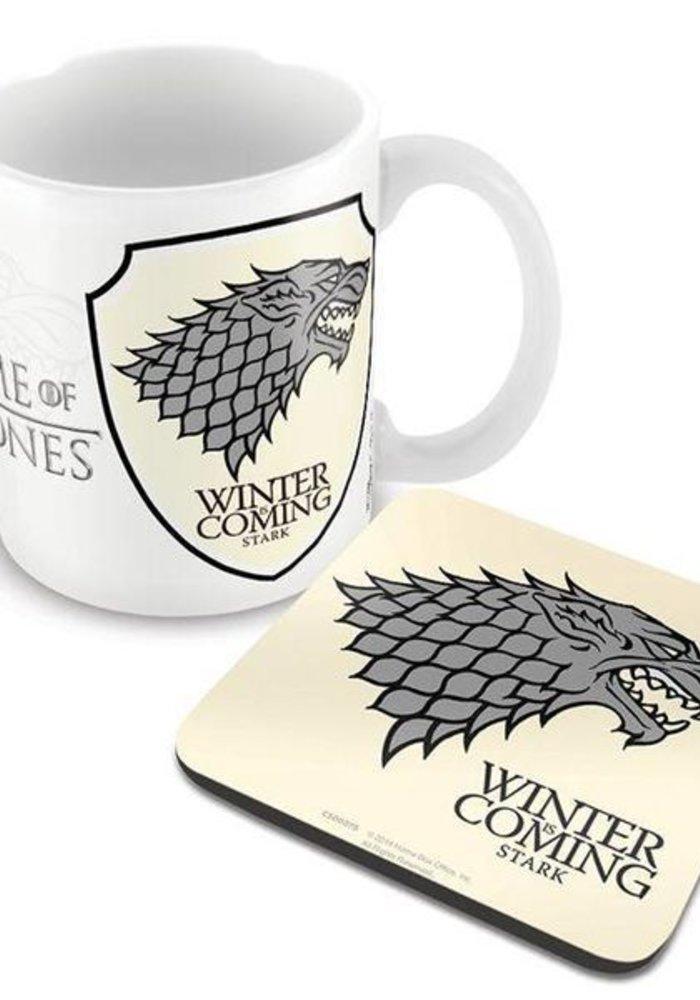 Game Of Thrones Stark | Tasse a cafe