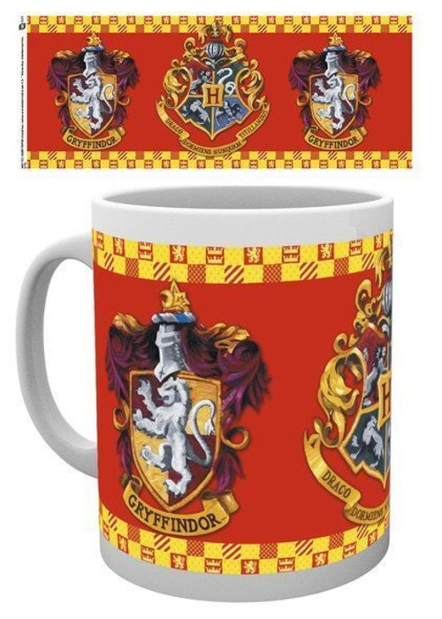 Harry Potter Harry Potter Gryffondor | Tasse a cafe