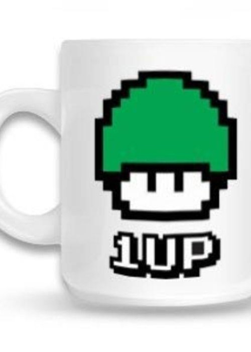 Nintendo Nintendo 1 UP | Tasse a cafe