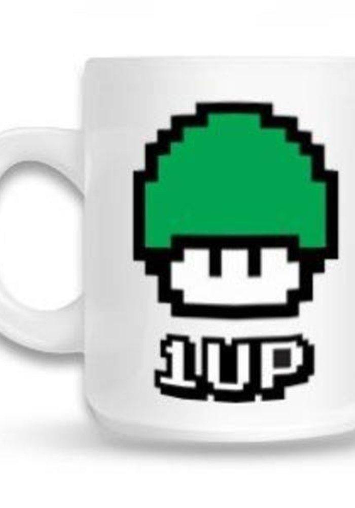 Nintendo 1 UP | Tasse a cafe