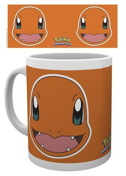 Pokemon Pokemon Charmander Face | Tasse a cafe