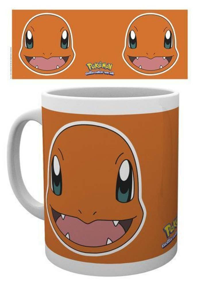 Pokemon Charmander Face | Tasse a cafe